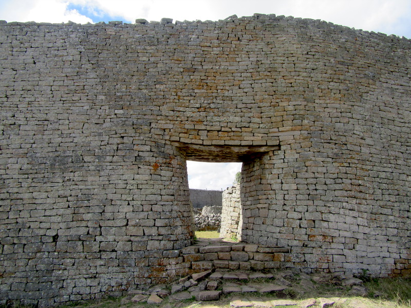 Great zimbabwe article southern africa khan academy conical tower sciox Image collections