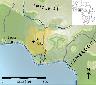 The kingdom of benin article nigeria khan academy sciox Images