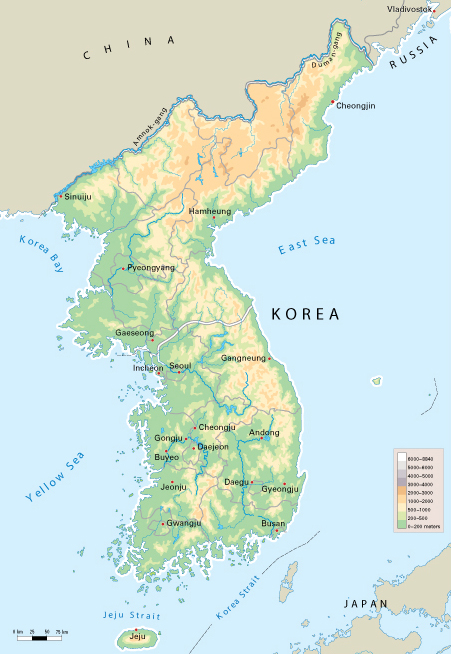 an introduction to the history of korea a country in asia Regents exam in global history and geography location on the history of east asia (1) the introduction of manorialism (3).
