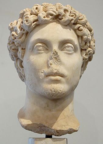 Marcus Aurelius, type II portrait, ca. 147 C.E.