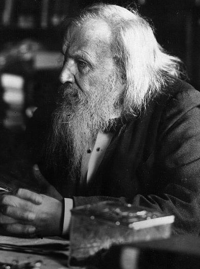 Dmitri mendeleev article khan academy building the periodic table of the elements urtaz Images