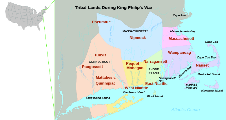 Puritan New England Massachusetts Bay article Khan Academy