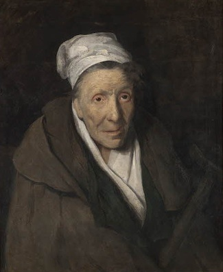 Théodore Géricault, A Woman Addicted to Gambling, 1822, oil on canvas, 77 x 64 cm (Louvre, Paris)