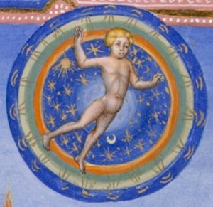 detail, Yates Thompson, MS 36, f. 132r