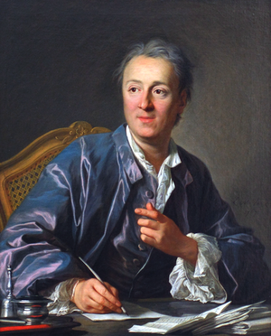 Louis-Michel van Loo, Diderot, 1767, oil on canvas, 81 x 65 cm (Louvre)