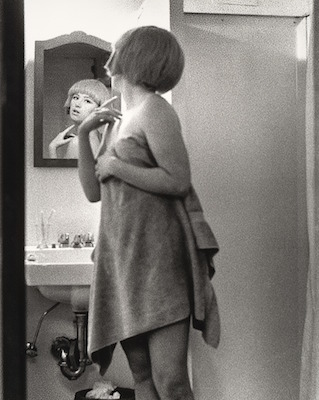 Cindy Sherman, Untitled Film Still #2, 1977, gelatin silver print, 24.1 x 19.2 cm (The Museum of Modern Art, New York)